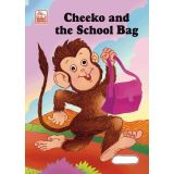 Cheeko and the School Bag