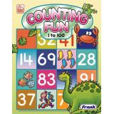 Counting Fun 1 to 100 Preschool Book