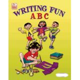 Writing Fun ABC Preschool Book