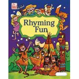 Rhyming Fun Preschool Book