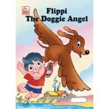 Flippi the Dog Angel