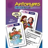 Antonyms Flash Cards