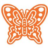 Durable Plastic Stencil Set, Insects, set of 4