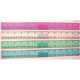 Banks English & Metric Rulers