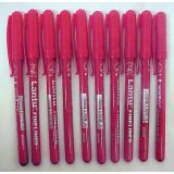 FineLiner Teacher Pens, 10 Red