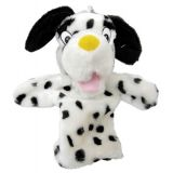 Dog Plush Puppet