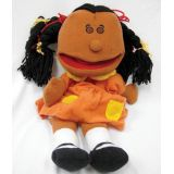 Girl Wide Mouth Puppet