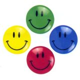 Magnetic Smile Button