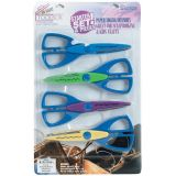 4 Piece Scissors Pack