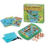 River Crossing, The Perilous Plank Puzzle!