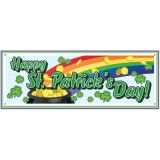 Happy St. Patrick's Day Sign Banner