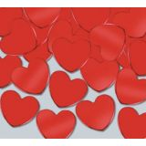 Fanci-Fetti Hearts, Red