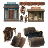 Insta-Theme Props, Wild West Shootout