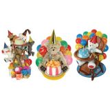 Boyds Bears Birthday Cutouts