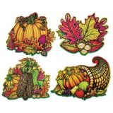 Autumn Splendor Lazer Etched Wall Plaques