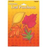 Autumn Leaf Punchouts