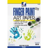 Finger Paint Paper, 16 x 22, 100 sheets 16 x 22, 100 sheets