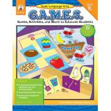 Basic Language Arts G.A.M.E.S., Grade K
