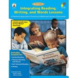 Integrating Reading, Writing, and Words Lessons