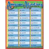 Awesome Adjectives Chartlets