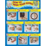 How to Wash Your Hands, Chartlet