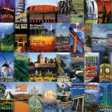 World Landmarks and Locales Topper