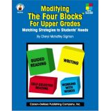 Modifying The Four-Blocks For Upper Grades