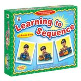 Learning to Sequence, 3-Scene Sets