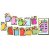 Birthday: Kid-Drawn Bulletin Board Set