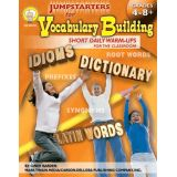 Jumpstarters for Vocabulary Building