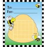 Bees Mini Incentive Chart