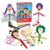Ready2Learn™ Craft Kit, Spoon People