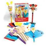Ready2Learn™ Craft Kit, Spoon Animals