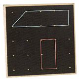 Geoboard, 10 x 10 Square Set of 15
