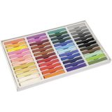 Quality Artists Square Pastels, 48 assorted pastels