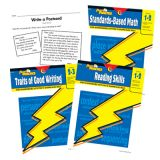 Power Practice™ Primary Basic Skills Variety Pack, Grades 1-3
