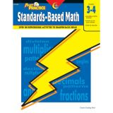 Power Practice™ Standards-Based Math, Grades 3-4