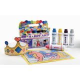 Do-A-Dot Art!™ Markers, Brilliant Washable, 6 Pack Brilliant Washable, 6 Pack