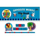 UNIFIX Cubes Flip Books, Opposite Words