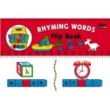 UNIFIX Cubes Flip Books, Rhyming Words