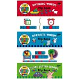 UNIFIX Cubes Flip Books, Set of all 3 books