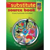 The Substitute Source Book, Grades 7-8