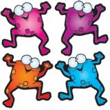 Colorful Cut-Outs, Colorful Froggies