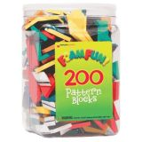 FoamFun Magnets, Pattern Blocks