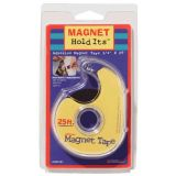 Magnet Tape, 3/4 x 25' adhesive-backed roll