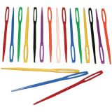 Kids Plastic Needles