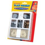 Play Money, Coins & Bills Tray