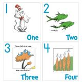 Dr. Seuss™ Numbers 1-20 Bulletin Board Set