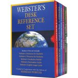 Webster's Desk Reference Set