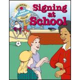 Signing in School, Softcover